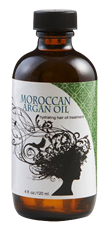 Amazing Argan Oil Hydrating Hair Treatment Blend, 4oz.