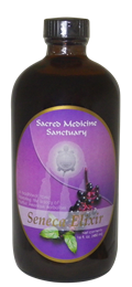 Seneca Elixir, Compound Syrup Scrophularia