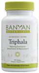 Triphala, Blend of 3 Tropical Fruits for Intestinal and Arterial Cleansing