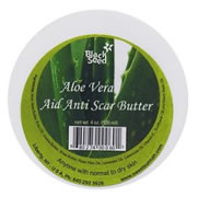 Aloe Vera Aid Anti Scar Butter, 6 oz.