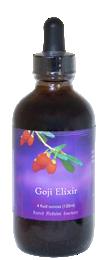 Goji Berry Elixir, Glycerite