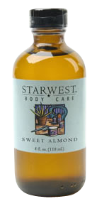 Sweet Almond Oil refined